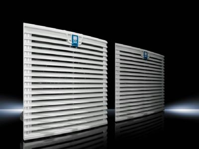 TopTherm fan-and-filter units with EC technology