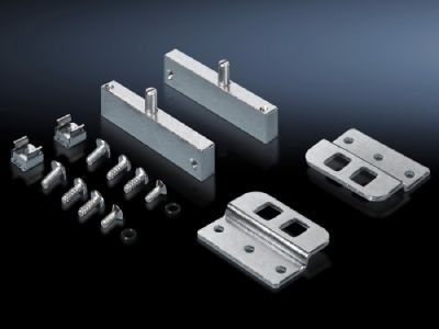 Hinge attachment for partial mounting plate TS, SE