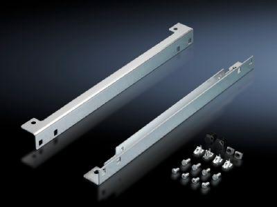 Slide rail for mounting plate TS