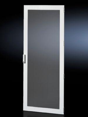 Dvere z oceľového plechu, odvetrávané pre DK-TS