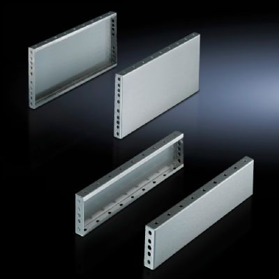 Base/Plinth Trim Panels, Side Stainless steel for base/plinth components front and rear