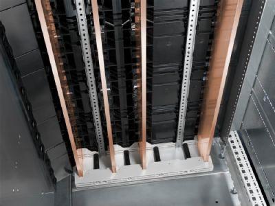 Équipement pour compartiment de coupe-circuits