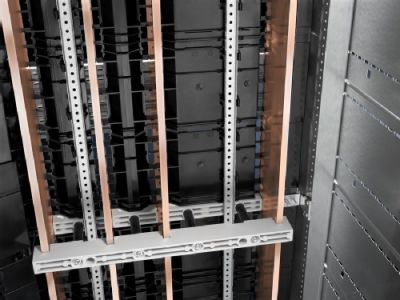 Distribution busbar system