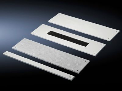 Module plates for TE