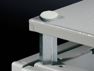 Spacer for roof plate