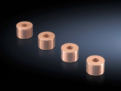 Copper spacer roll for Maxi-PLS busbars and flat copper bars