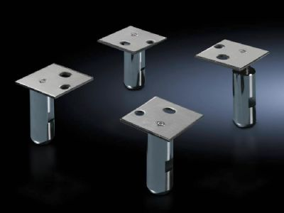 Levelling feet for VX, TS, SE, PC in stainless steel