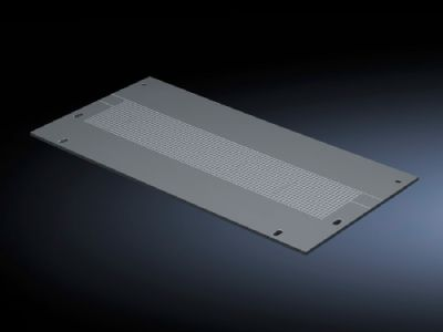 Placa de entrada de cables para separadores del área de función con paso