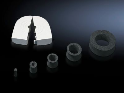 Connector grommets