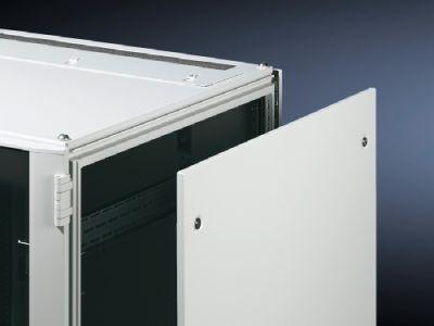 Panneau latéral verrouillable pour armoires électriques juxtaposables TS et baies TS IT