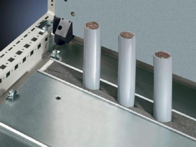 Filter mats for gland plates DK-TS