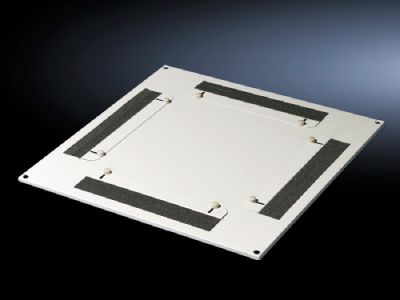 Roof plate for cable entry on all sides, for DK-TS