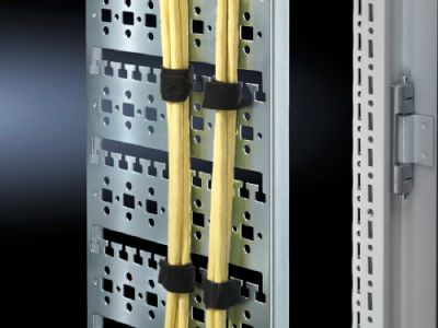 Placas guía de cables
