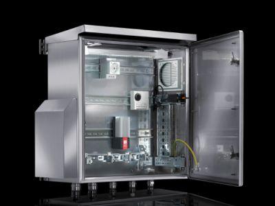 Coffrets et armoires électriques compactes