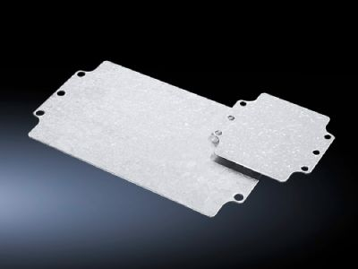 Mounting plate for GA