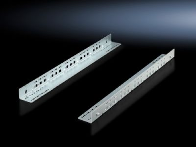 Slide rail, 1 U, static installation for VX IT