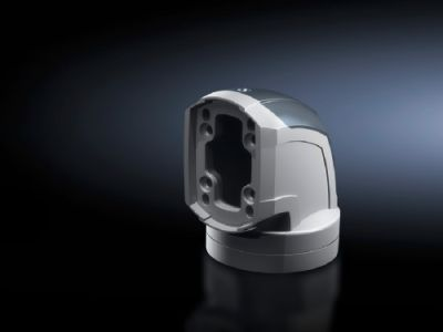 Angle coupling 90°, CP 120 for support arm connection Ø 130 mm