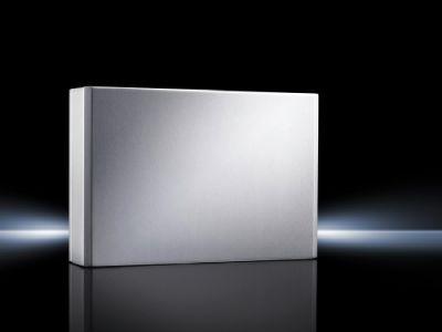 Premium-Panel Edelstahl