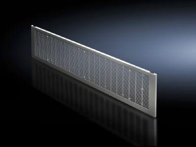 Передняя панель, нижняя, с вентиляцией для VX