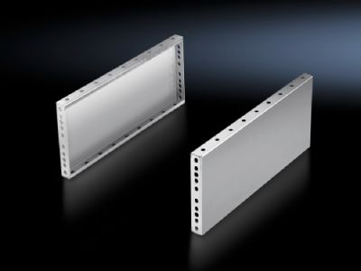Base/plinth trim panels, side, 200 mm Stainless steel for base/plinth components front and rear