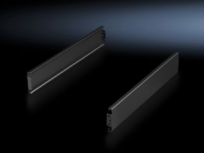 Flex-Block trim panels, 100 mm, solid for Flex-Block corner pieces