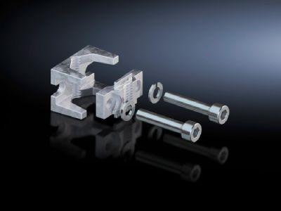 Bride prismatique pour coupe-circuits à fusibles HPC