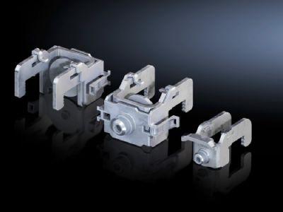 Élément de blocage pour barres pour coupe-circuits à fusibles HPC / adaptateurs de raccordement