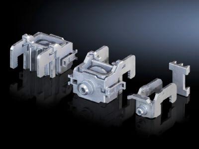 Borne de contato para seccionadores verticais sob carga para fusíveis NH/adaptadores de conexão