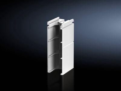 Capot de zone de raccordement arrière pour interrupteurs-sectionneurs à fusibles HPC