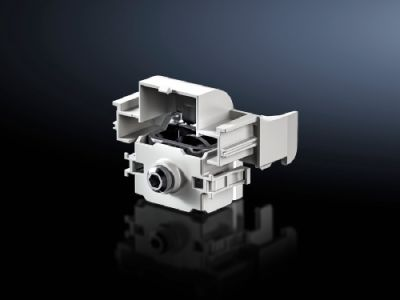 Contact terminal for NH slimline switch-disconnectors