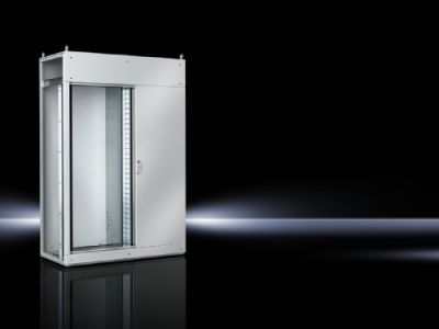 Sistemas de ensamblaje TS 8 Armario para regletas con fusibles