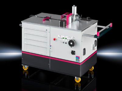 Processamento de trilho de energia CW 120-M