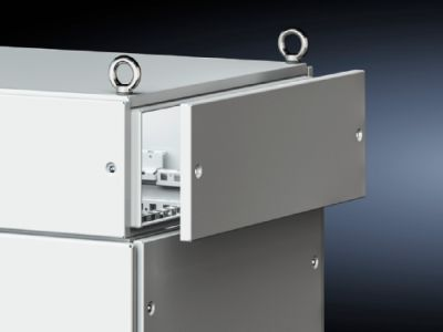 Side panel for top-mounting module VX