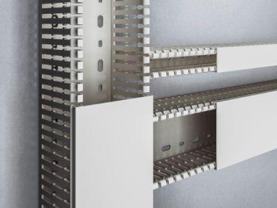 Canales para cables y accesorios