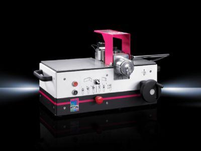 Unidade para dobrar trilhos de energia e estampar furosCW120-S