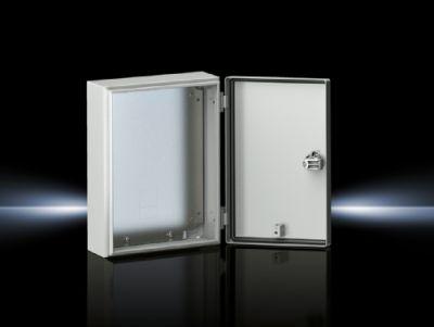 Cajas pequeñas KX E-Box KX, chapa de acero