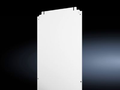 Mounting plate for terminal boxes KX, bus enclosures KX, terminal boxes HD, Ex enclosures