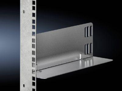 """Glideskinne VX til adapterprofil 19"""" med enkeltsidet montage"""