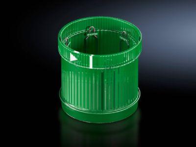 Elemento LED de luz fija para columnas de señalización, modulares