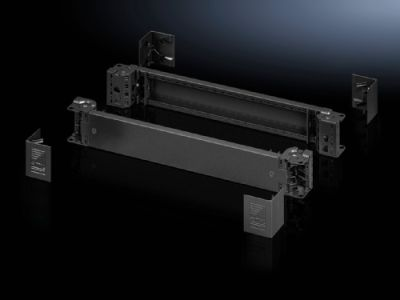 Base/plinth corner piece with base/plinth trim panels, front and rear, 100 mm for VX, VX IT, VX SE, TE, TS, TS IT, SE, CM, TP, PC, IW
