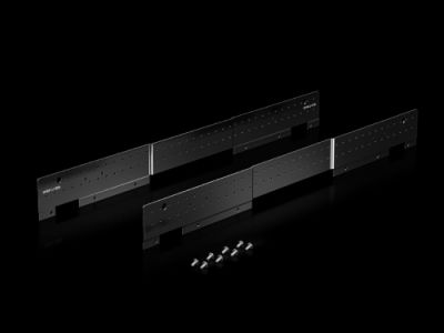 """Depth stays for 482.6 mm (19"""") mounting angles"""