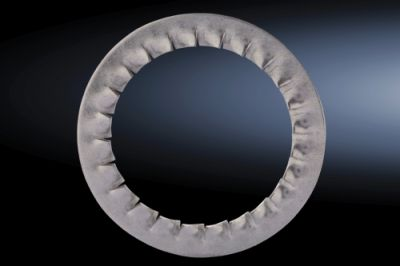 Arandela dentada