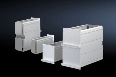 Комплектующие кассет тип I, II для 3 U и 6 U