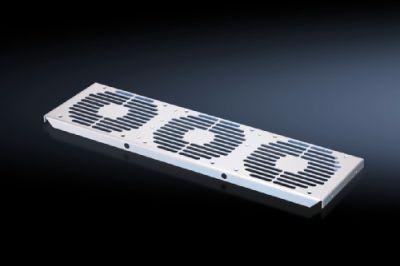 Несущая панель вентиляторов
