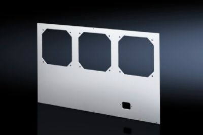 Задние панели для установки вентиляторов