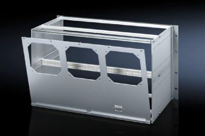 Задние панели для установки вентиляторов, откидные