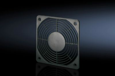 Защита от прикосновения для AC/DC-вентиляторов