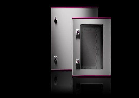 AX FIBERGLASS REINFORCED ENCLOSURES Added durability