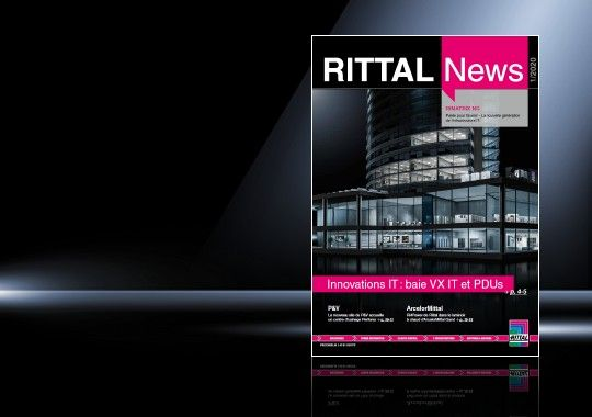 Rittal News septembre 2020