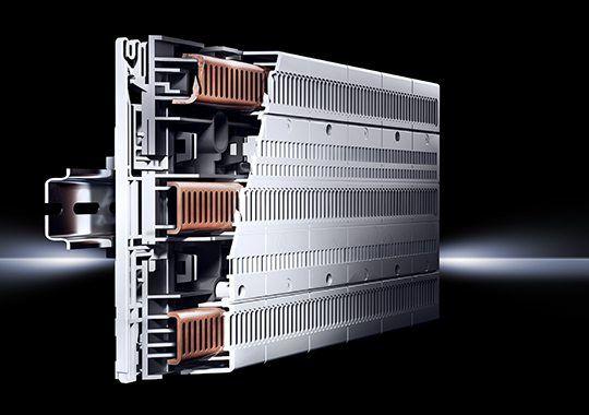 RiLine Compact – Le système de jeux de barres compact.